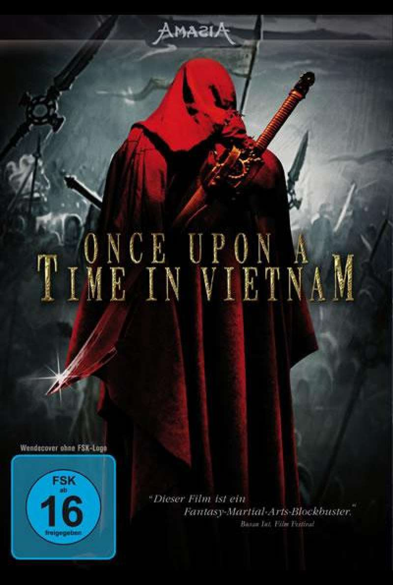 Once Upon a Time in Vietnam - DVD-Cover