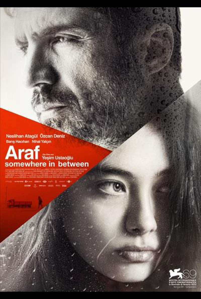 Araf - Somewhere In Between - Filmplakat