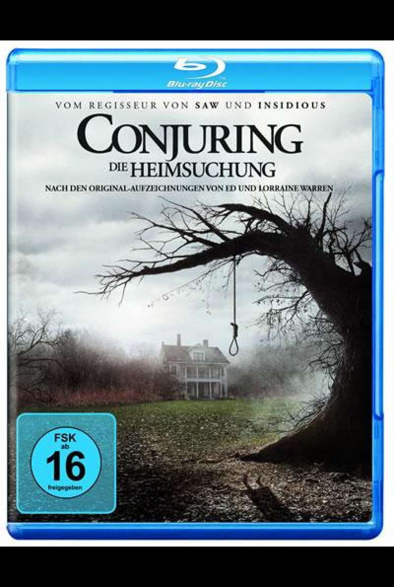 Conjuring - BD-Cover