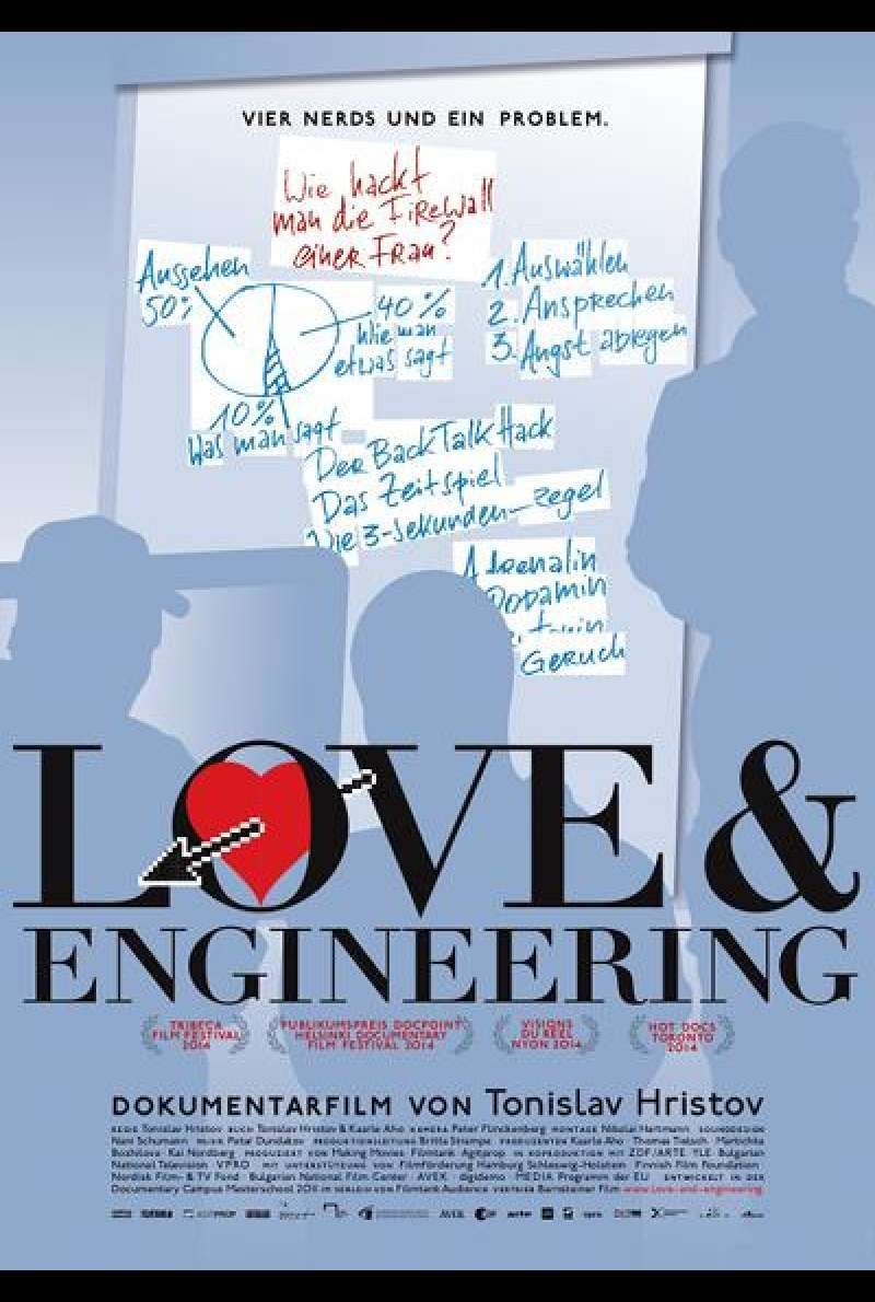 Love & Engineering - Filmplakat