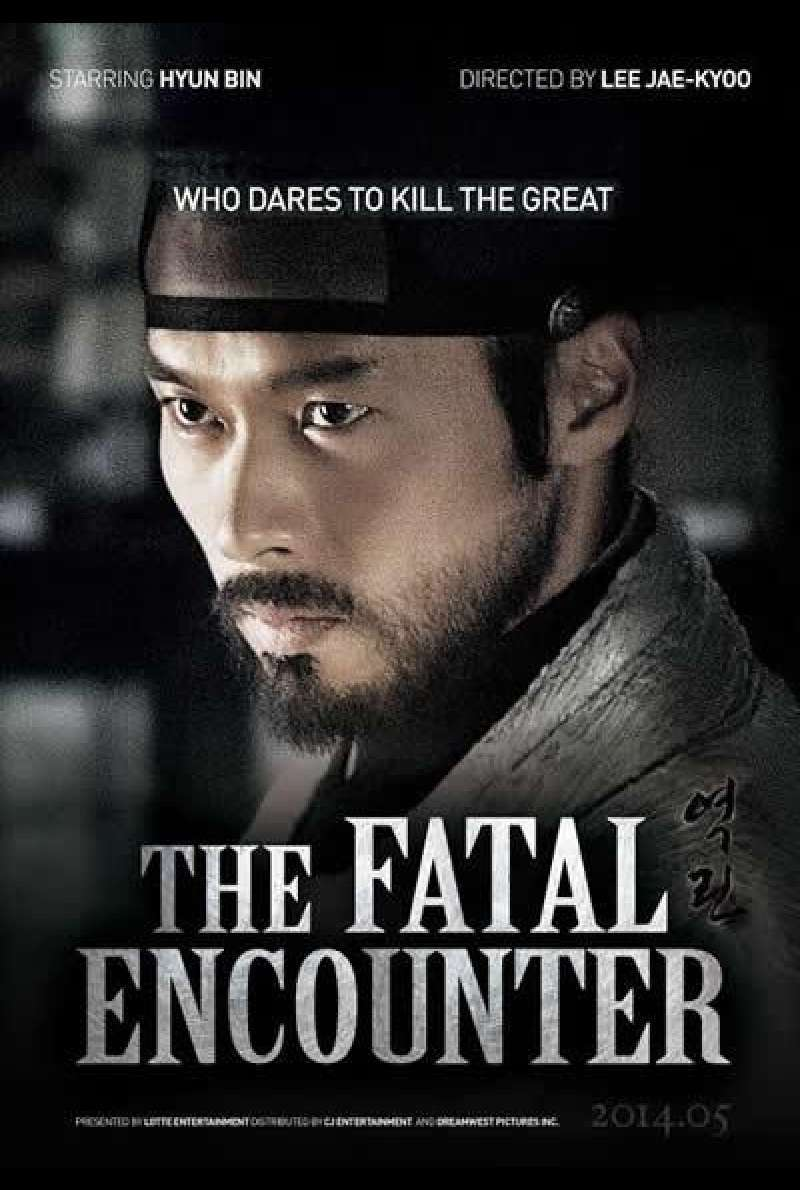 The Fatal Encounter - Filmplakat (US)