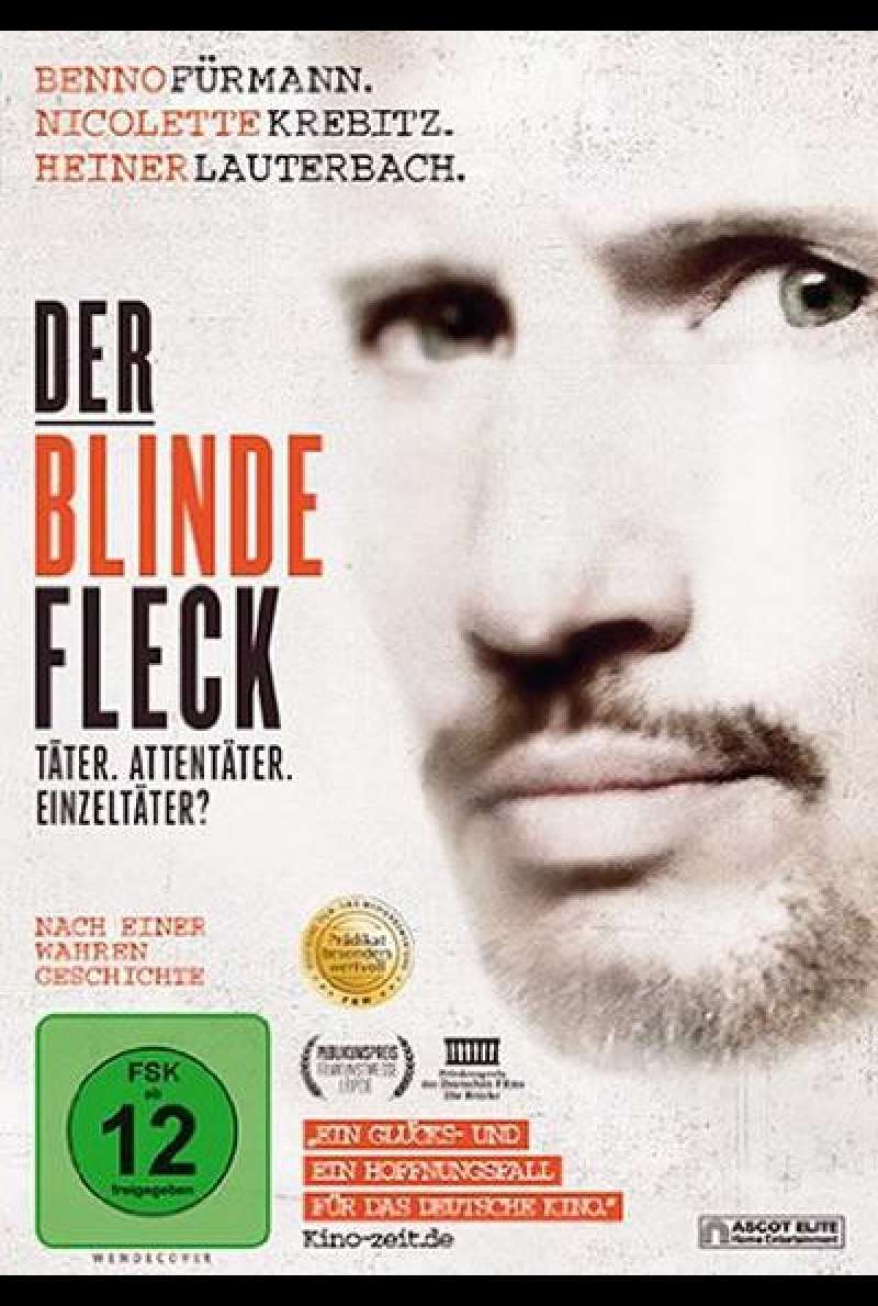 Der blinde Fleck - DVD-Cover