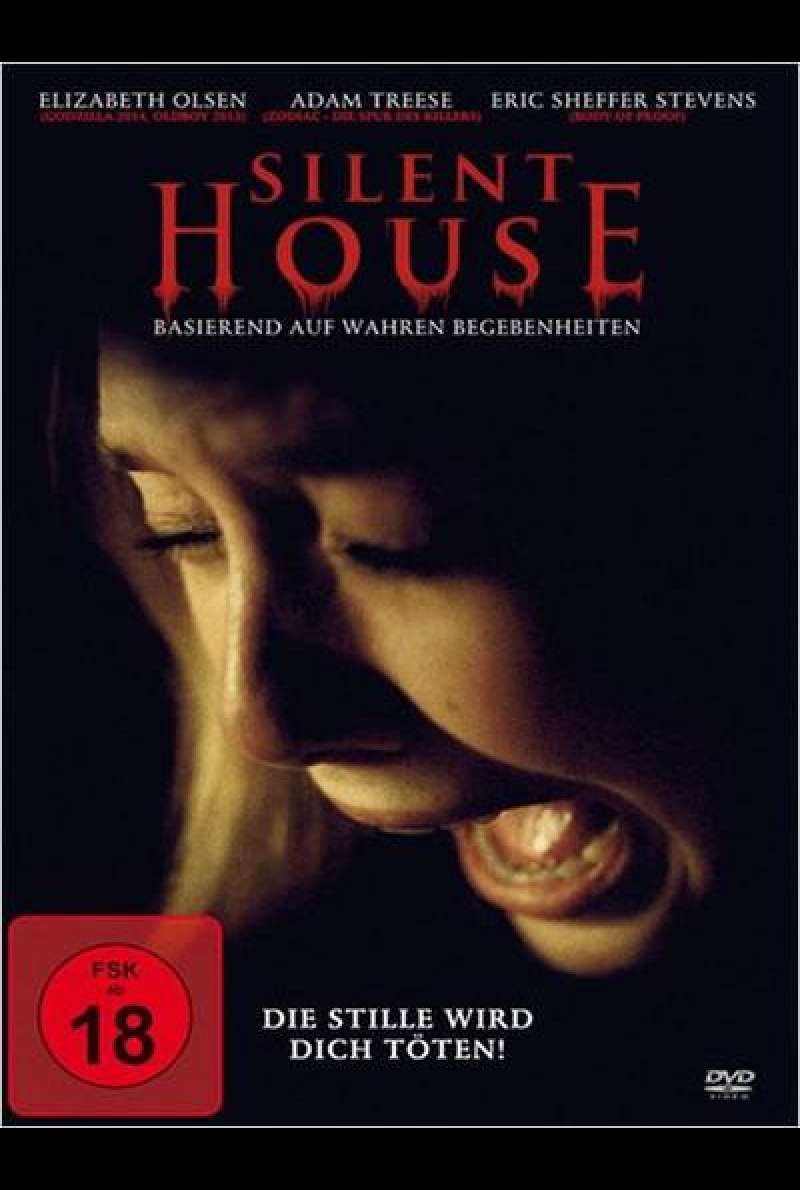 Silent House - DVD-Cover
