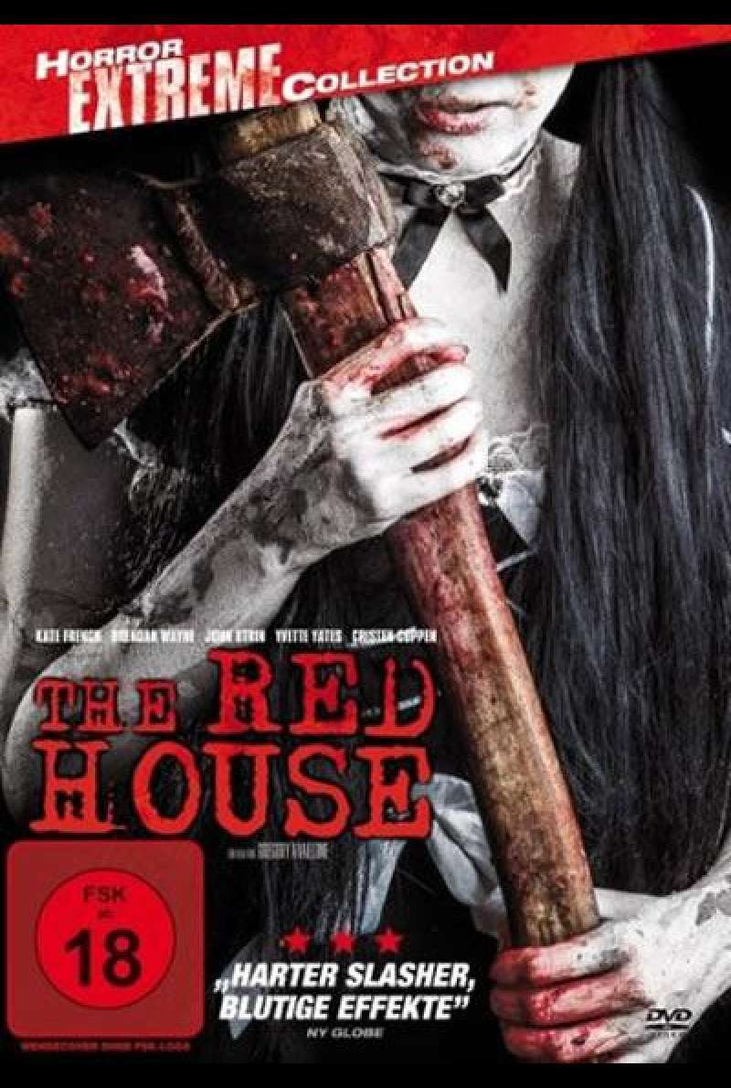 The Red House - DVD-Cover