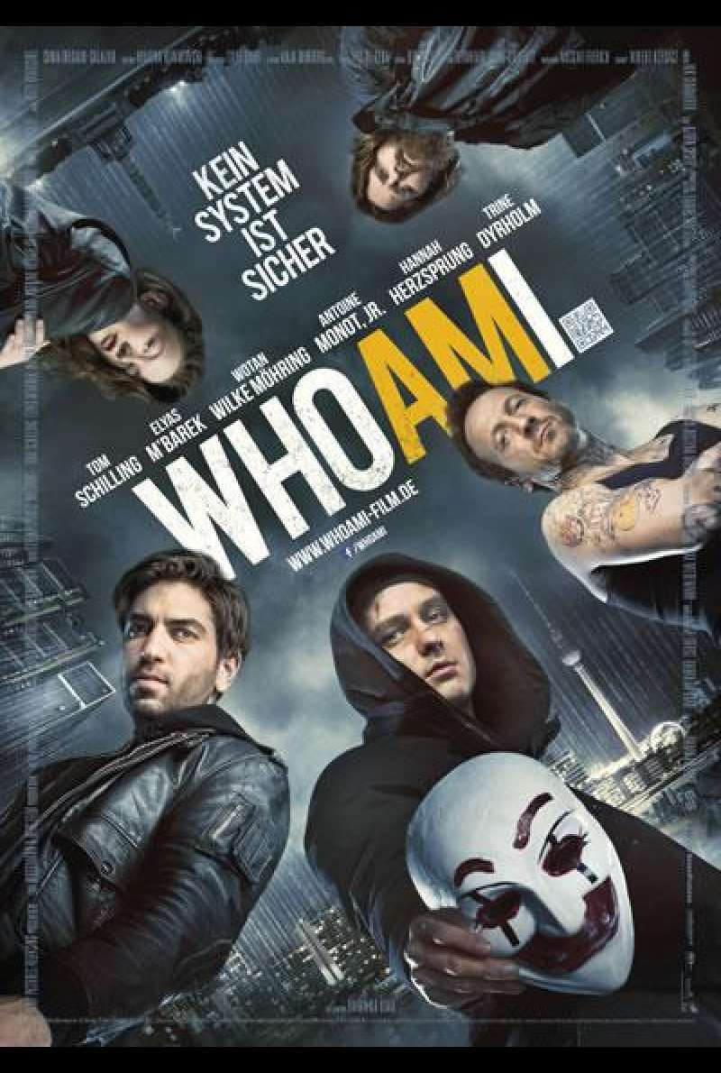 Who Am I - Filmplakat