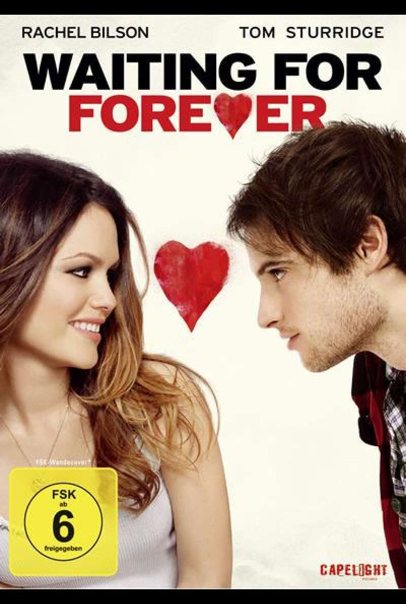 Waiting For Forever von James Keach - DVD-Cover