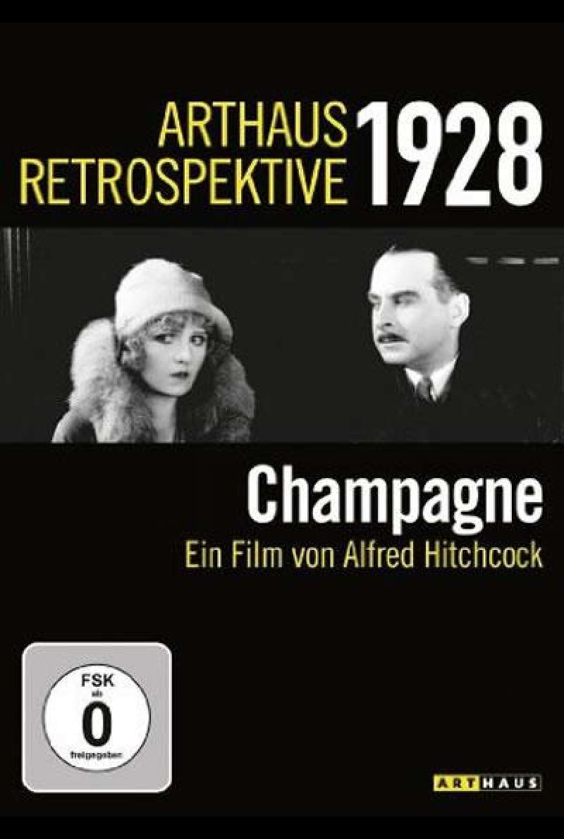 Champagne - DVD-Cover