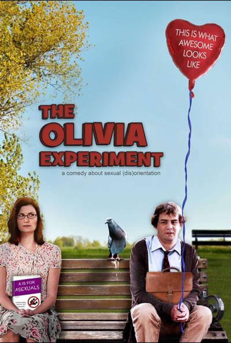 The Olivia Experiment - Filmplakat