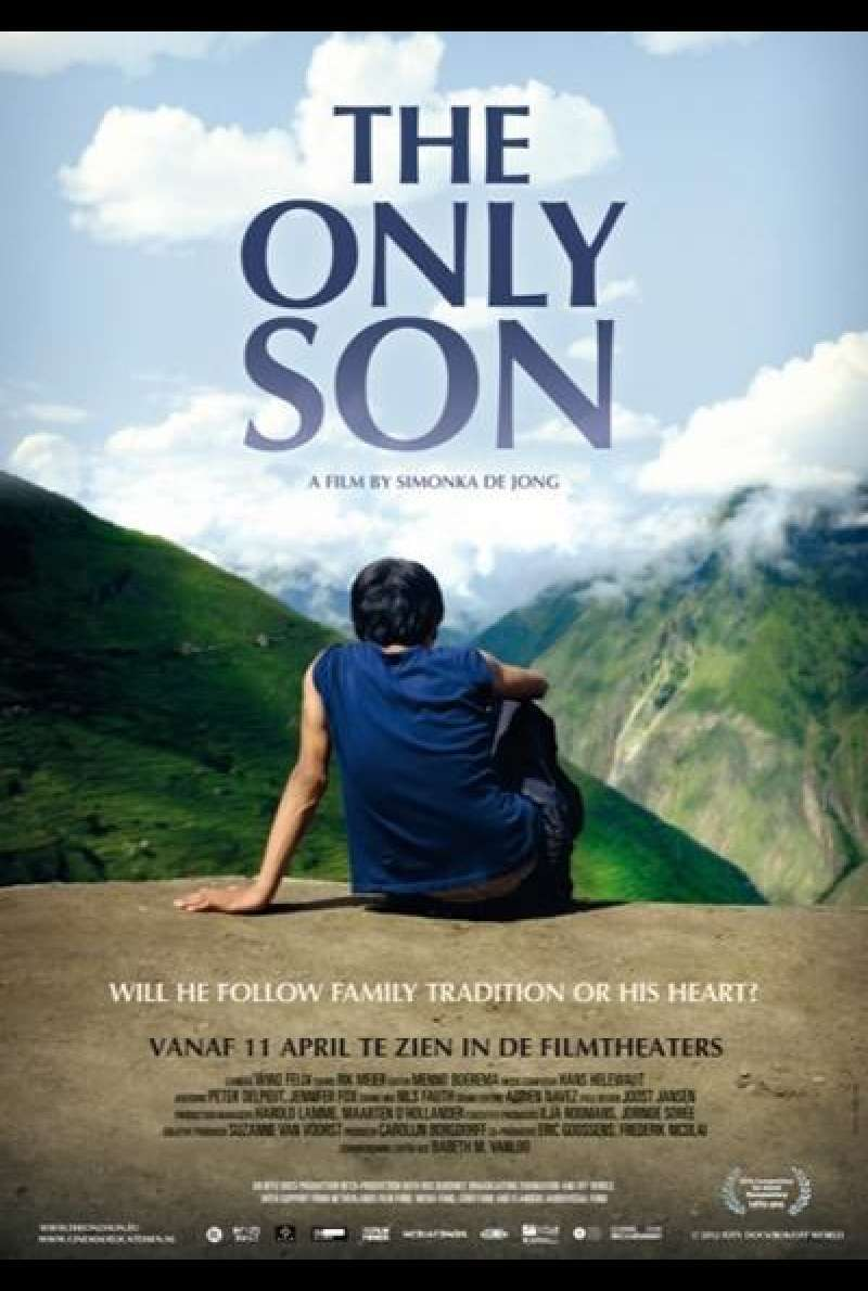 The Only Son - Filmplakat (NL)