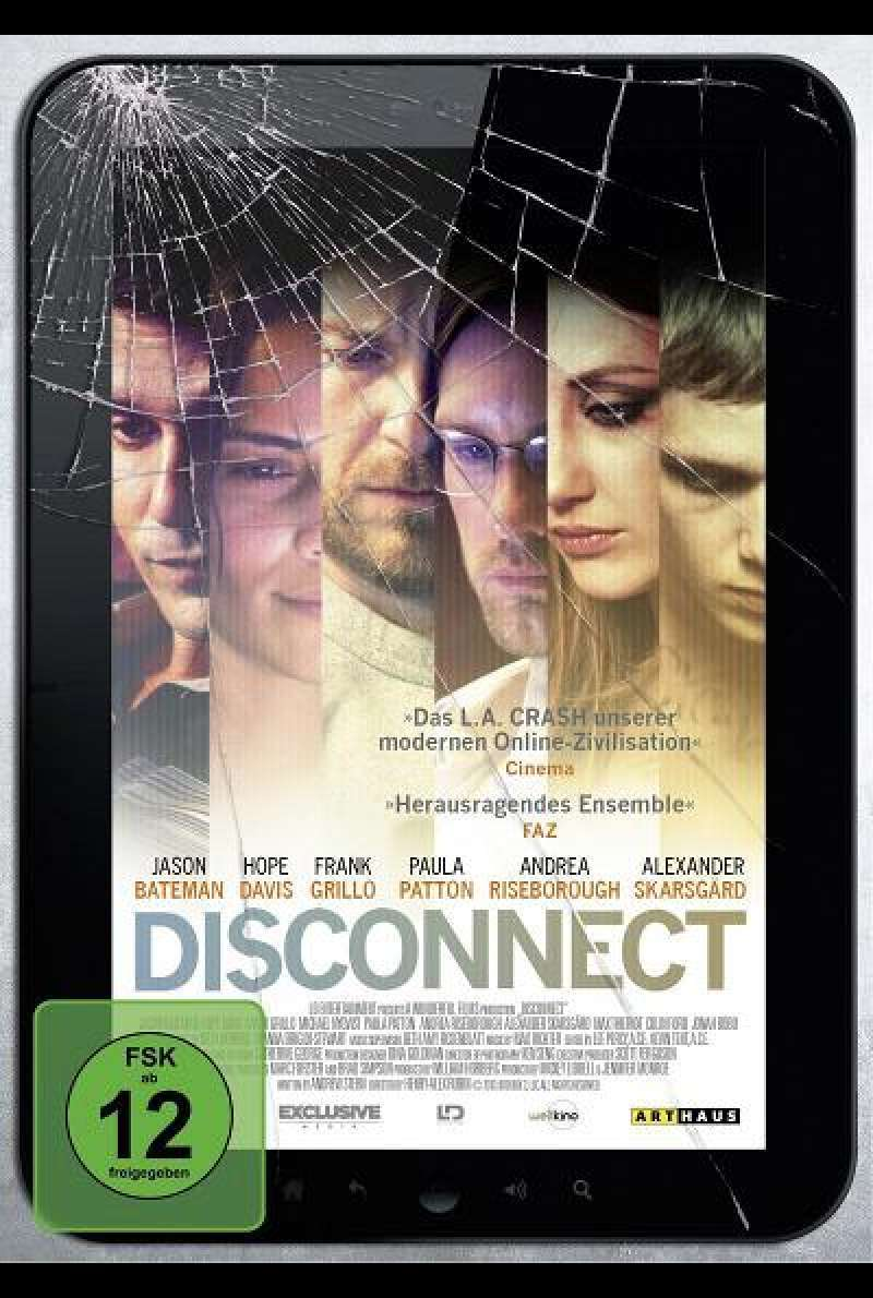 Disconnect - DVD-Cover
