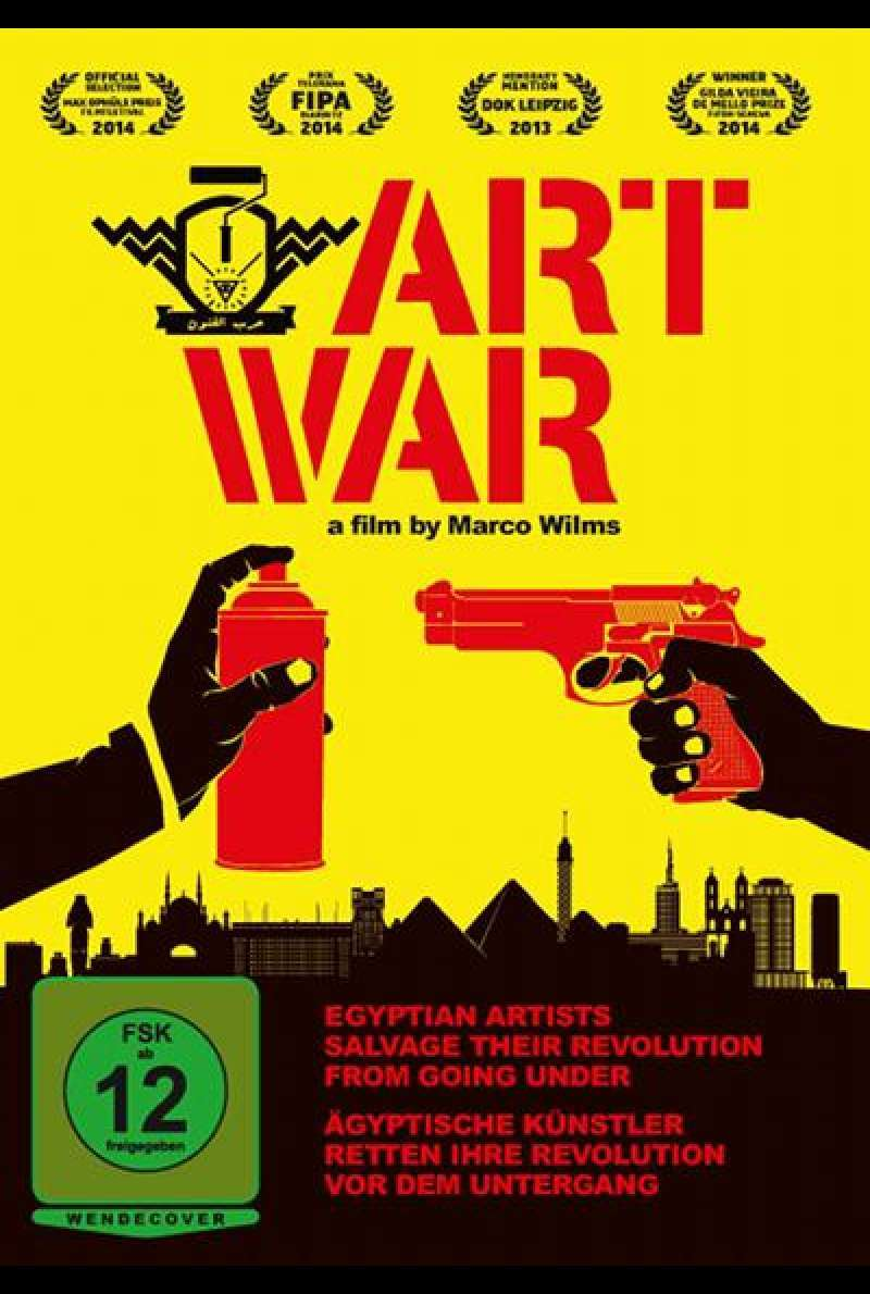 Art War - DVD-Cover