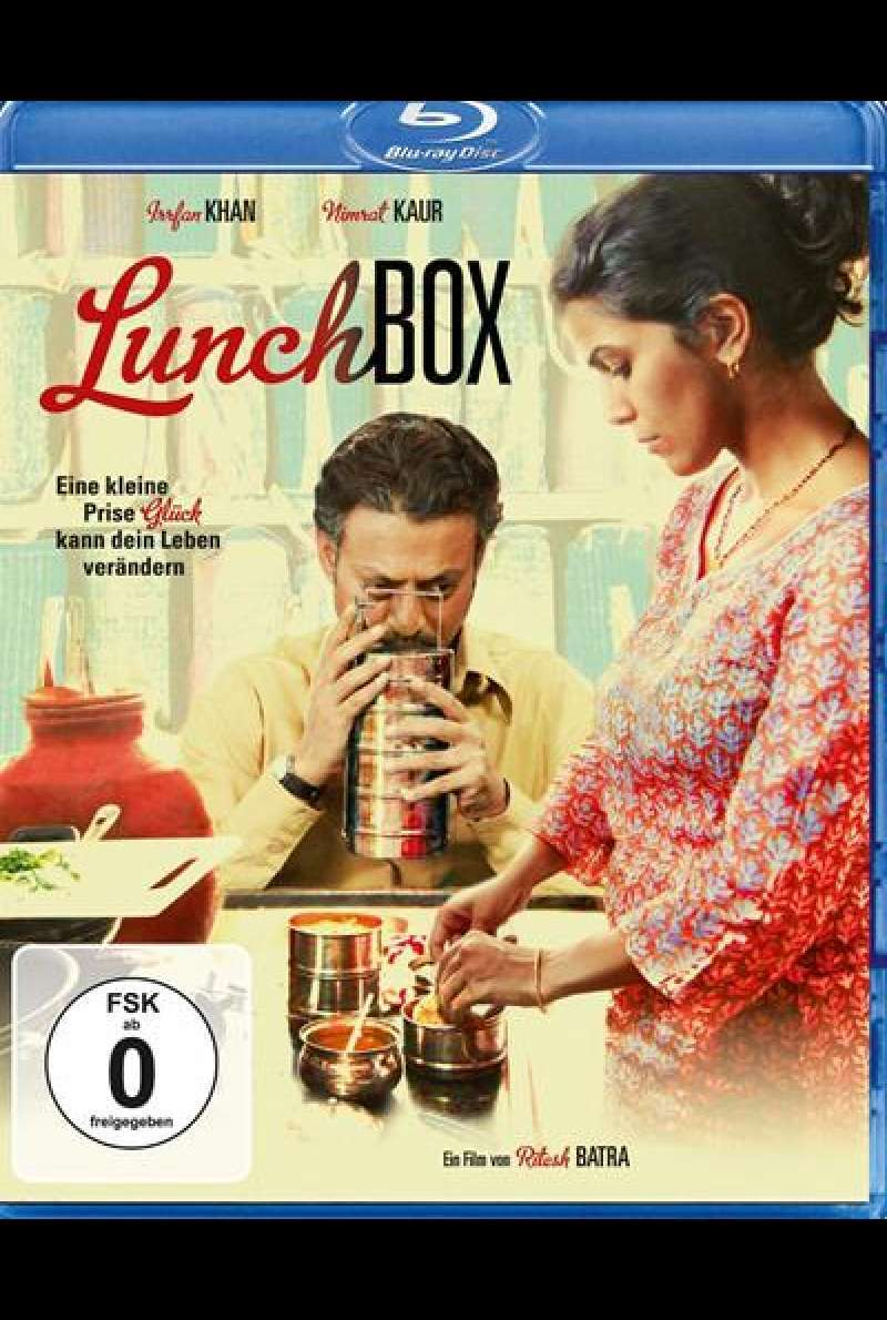 Lunchbox - Blu-ray Cover