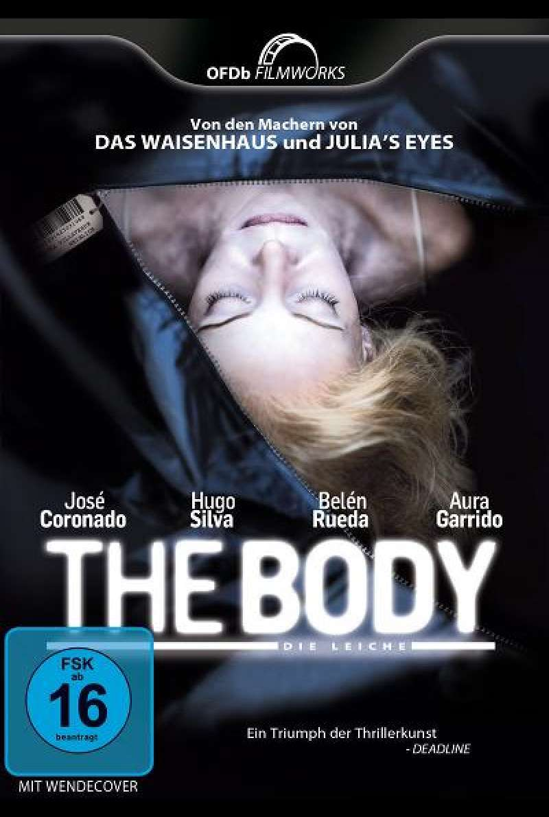 The Body - DVD-Cover
