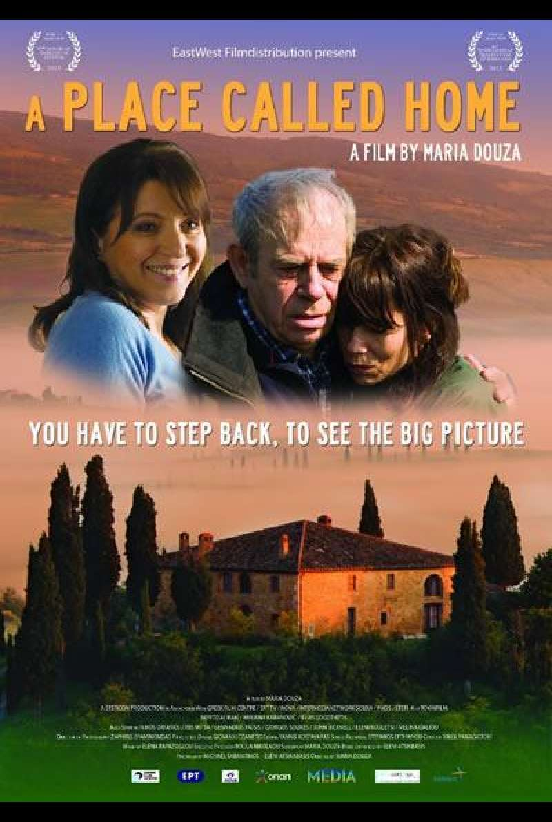 A Place Called Home von Maria Douza - Filmplakat (GRC)