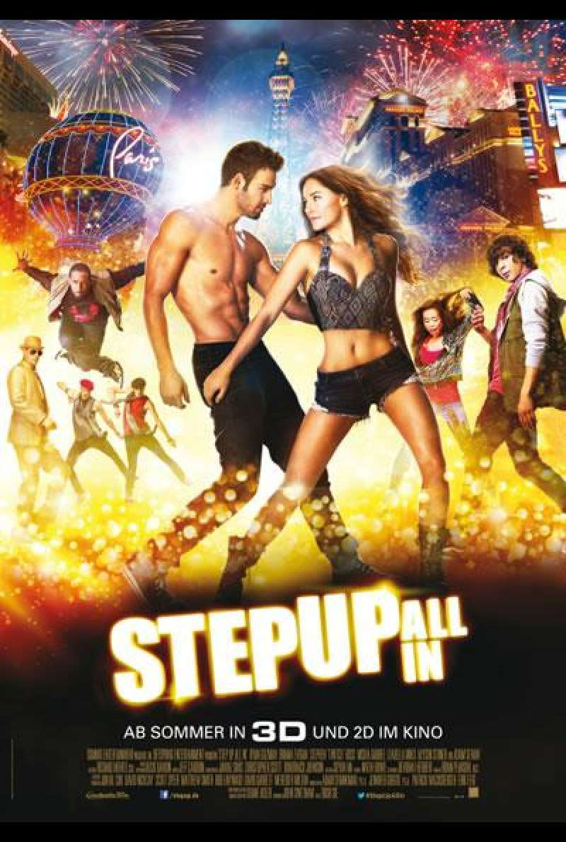 Step Up: All In - Filmplakat