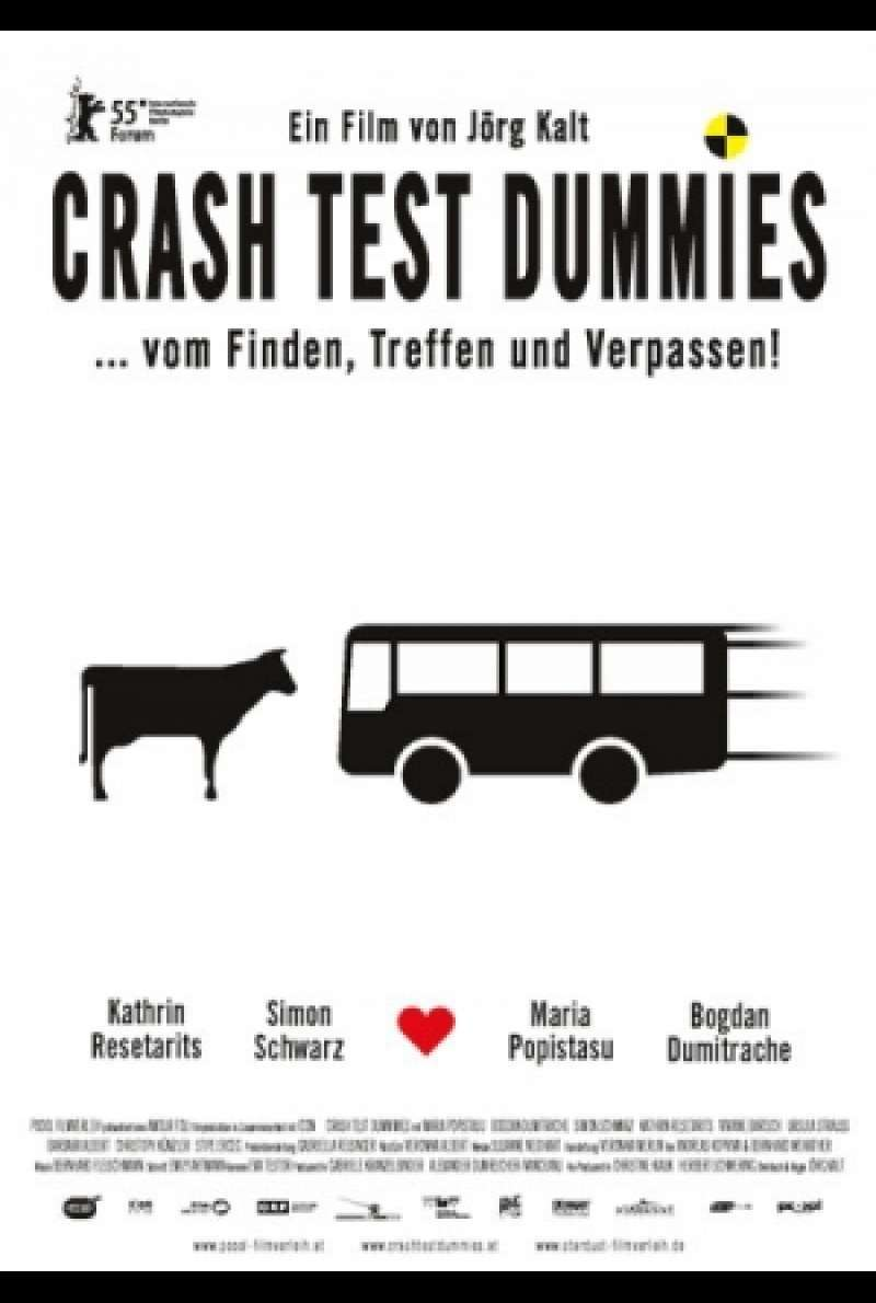 Crash Test Dummies - Filmplakat