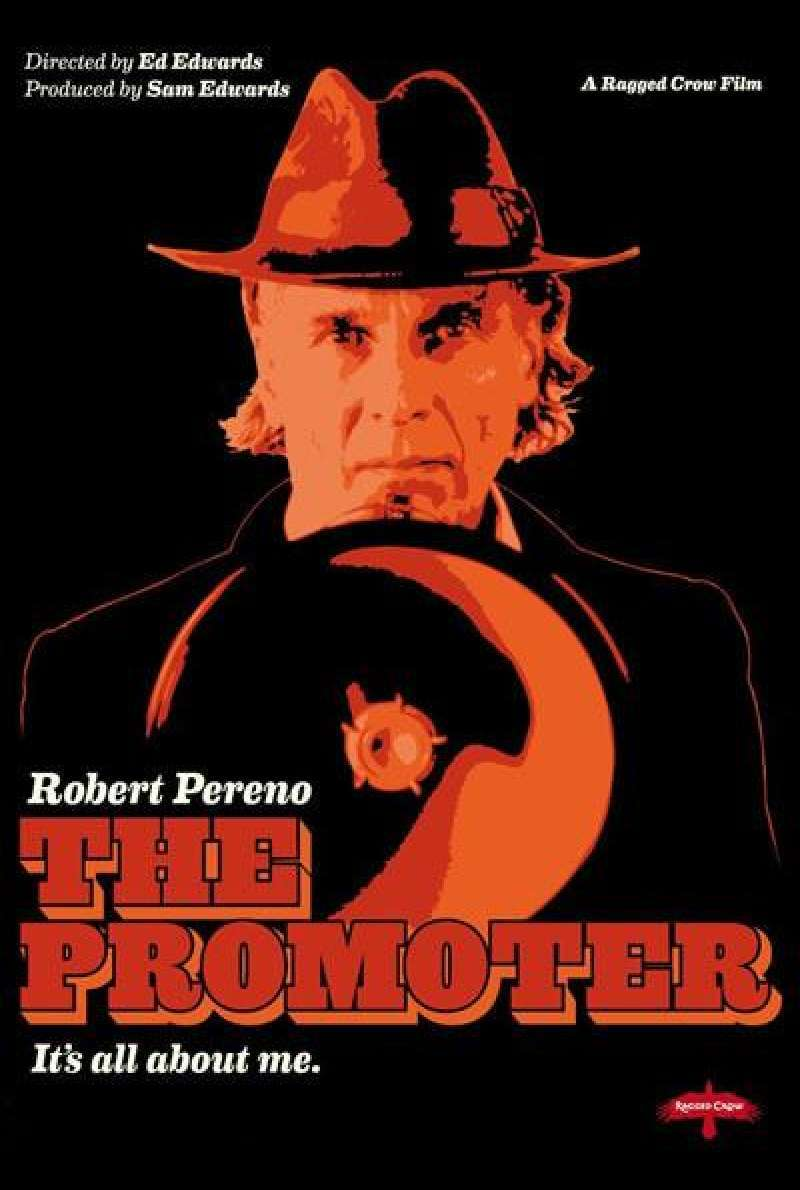 The Promoter von Ed Edwards - Filmplakat (UK)