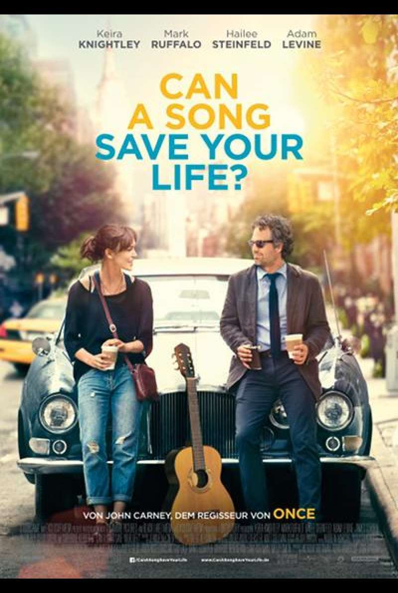 Can a Song Save Your Life? - Filmplakat