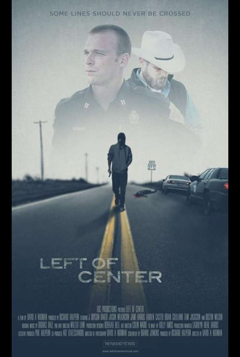 Left of Center - Filmplakat (US)