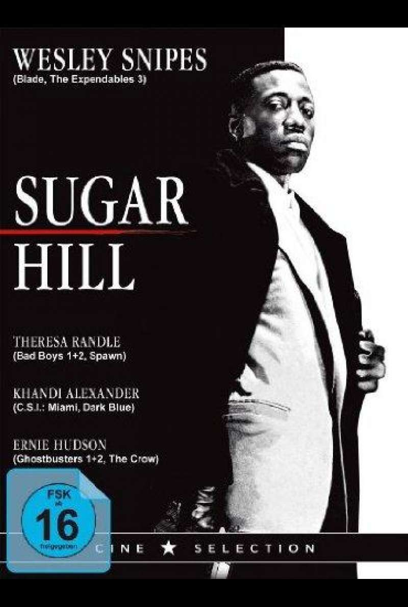 Sugar Hill - DVD-Cover