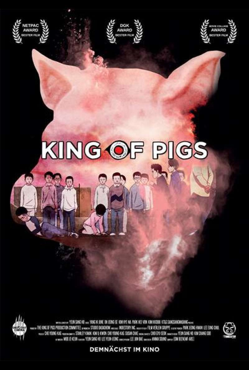The King of Pigs - Filmplakat