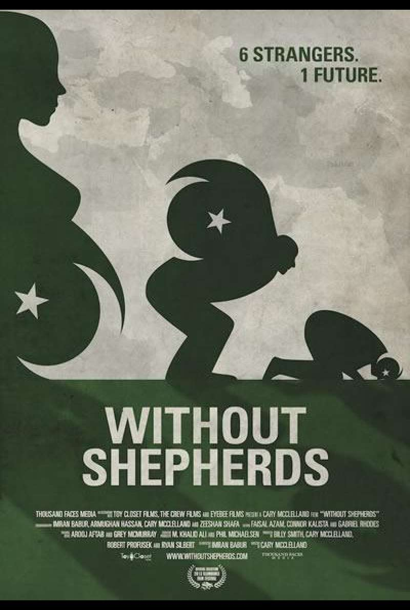 Without Shepherds von Cary McClelland - Filmplakat (PK)