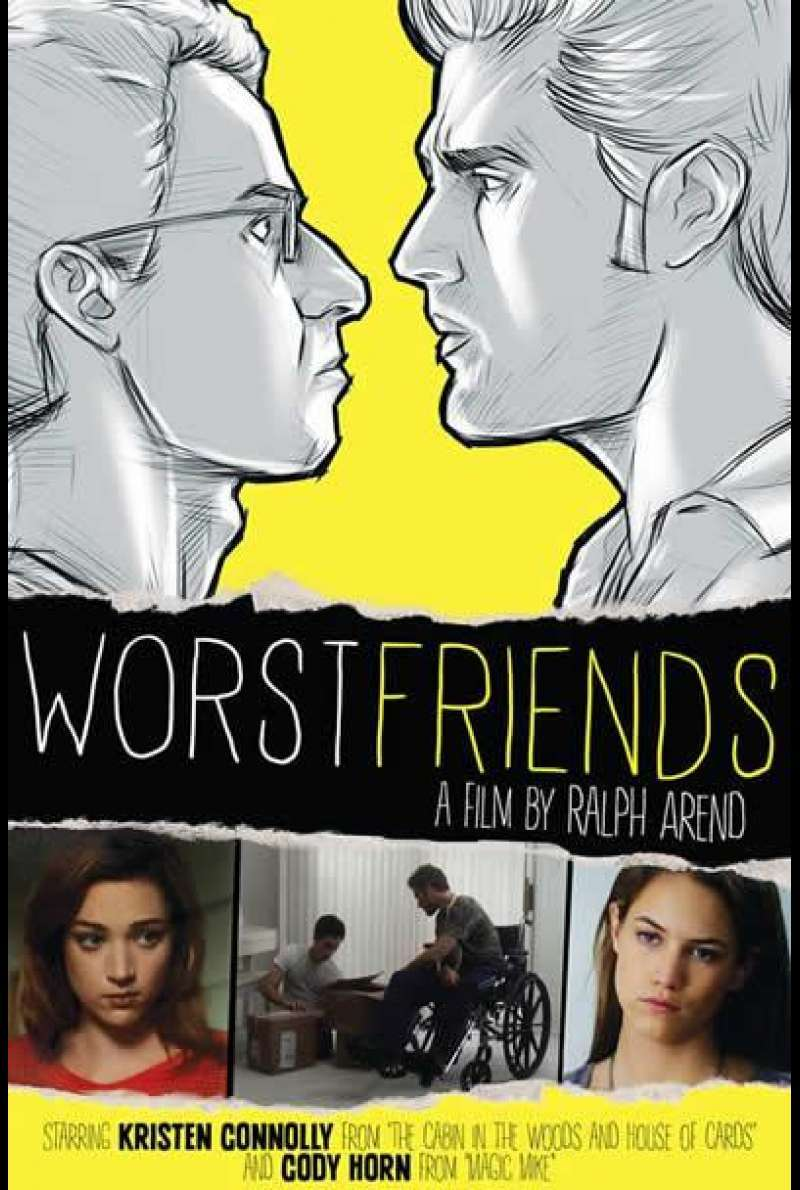 Worst Friends - Filmplakat (US)