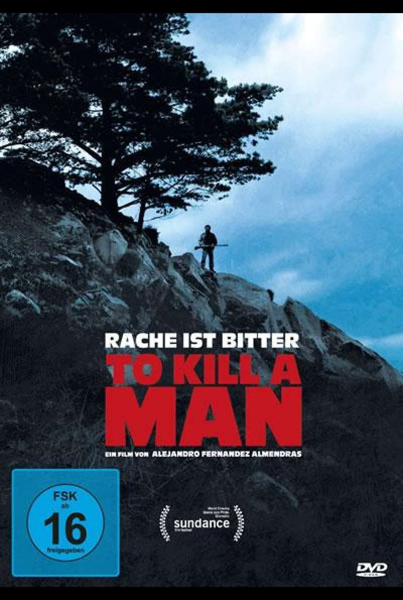 To Kill a Man - DVD-Cover