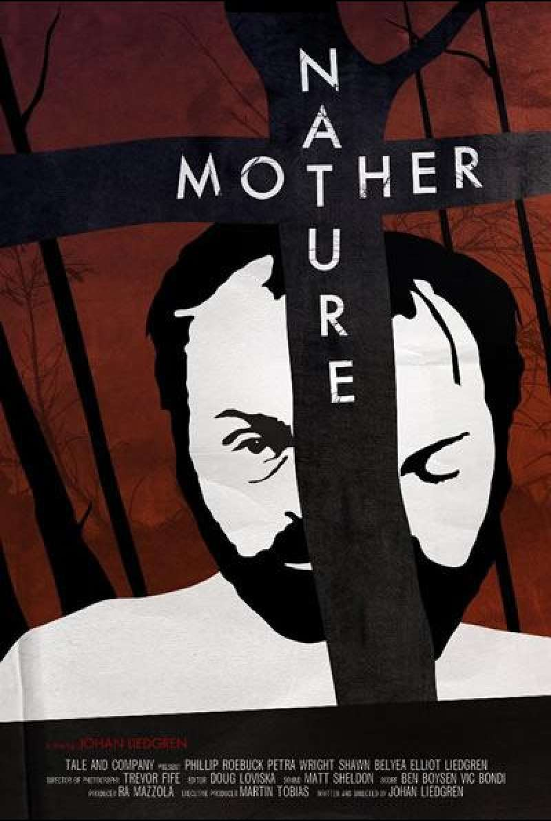 Mother Nature von Johan Liedgren - Filmplakat (US)
