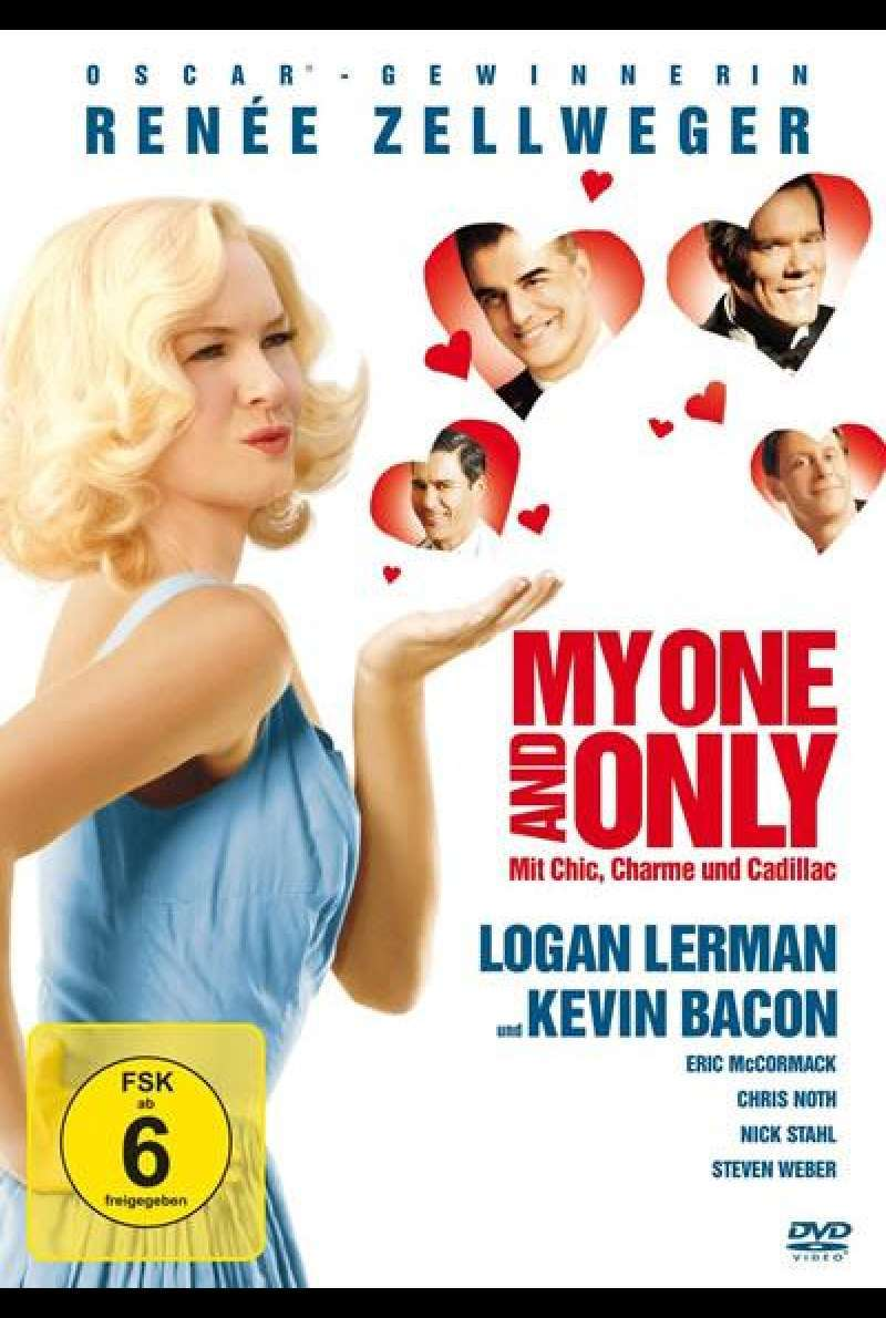 My One and Only - DVD-Cover