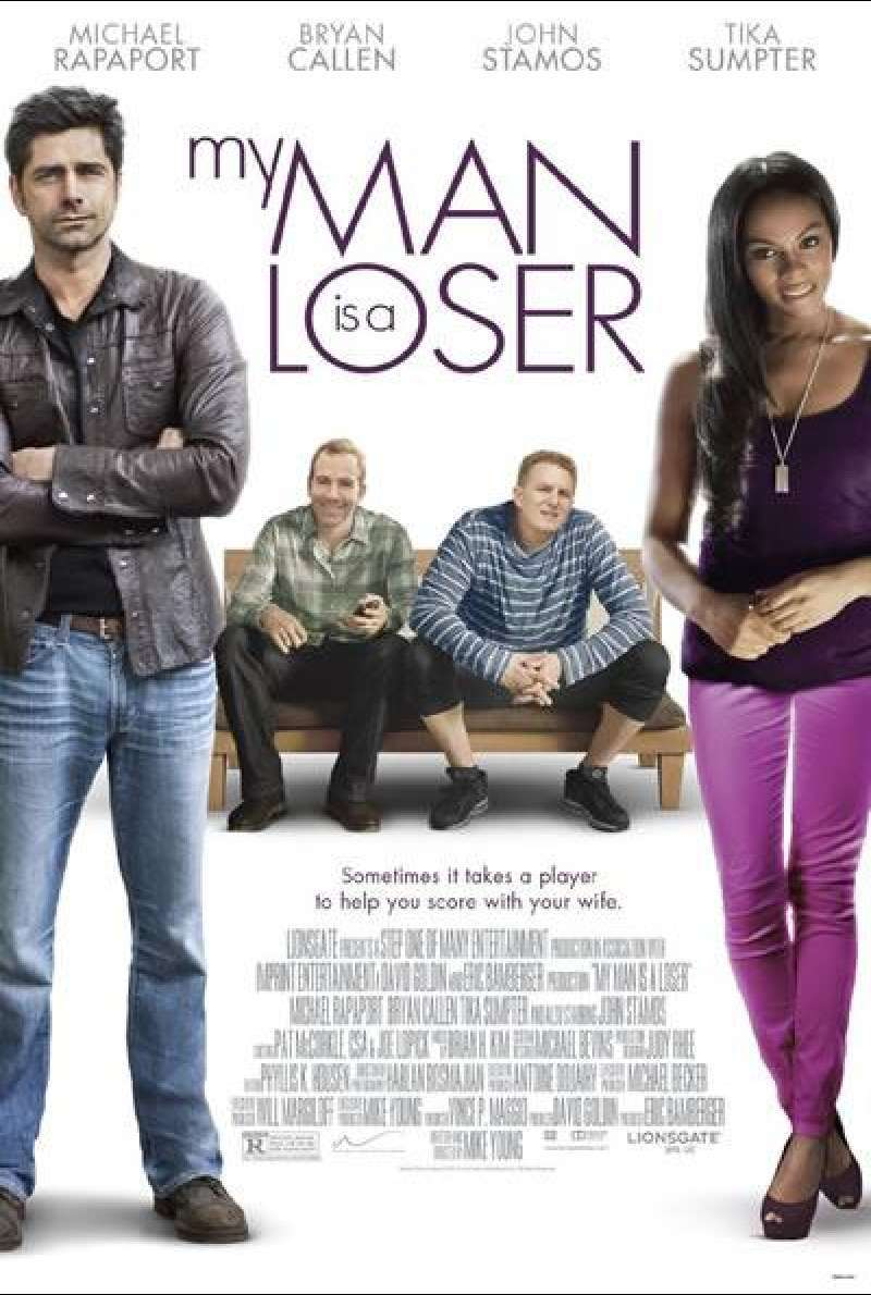My Man Is A Loser von Mike Young - Filmplakat (US)