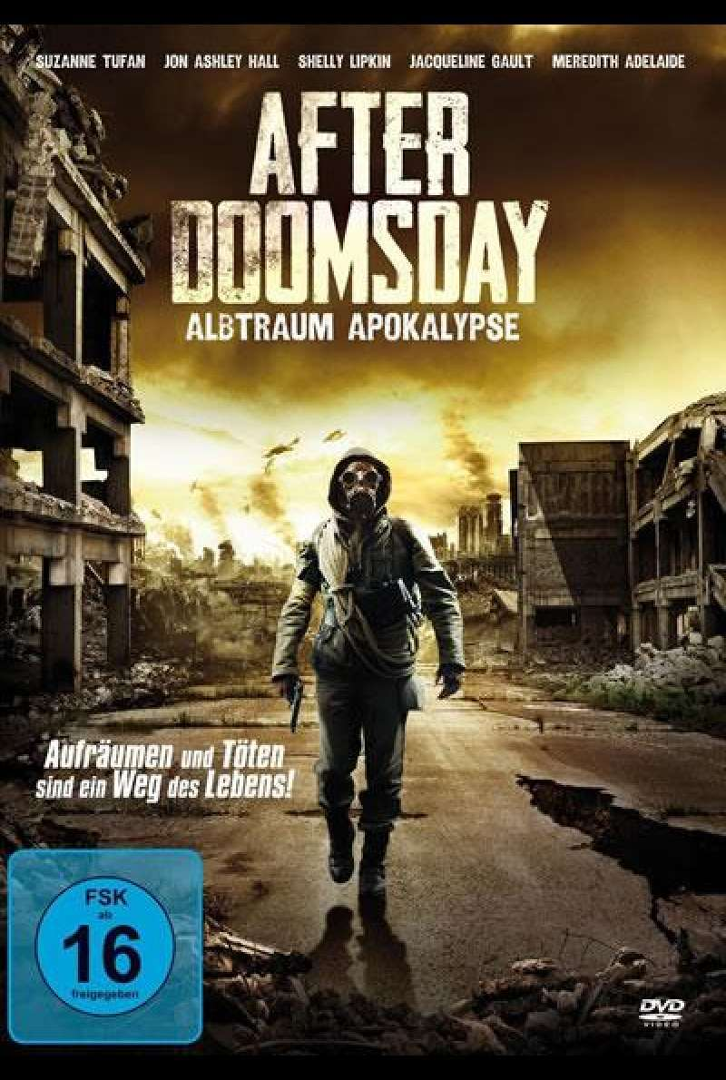 After Doomsday - Albtraum Apocalypse - DVD-Cover