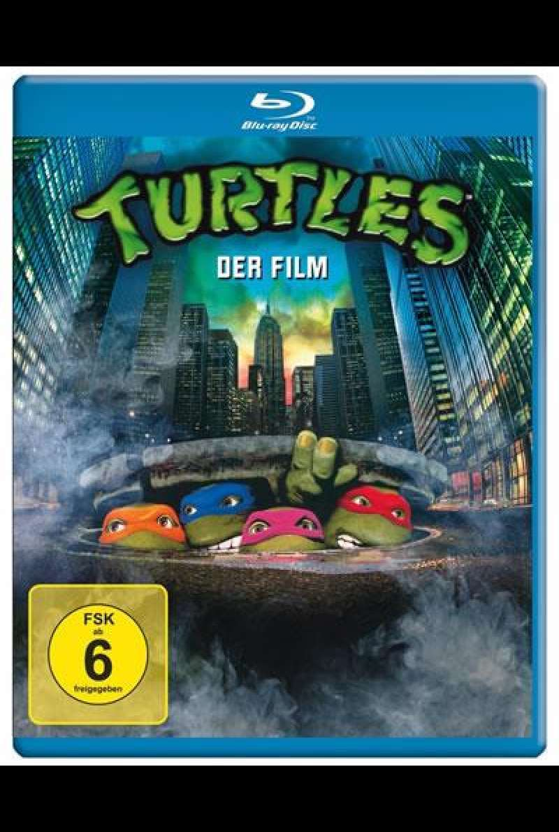 Turtles - DVD-Cover