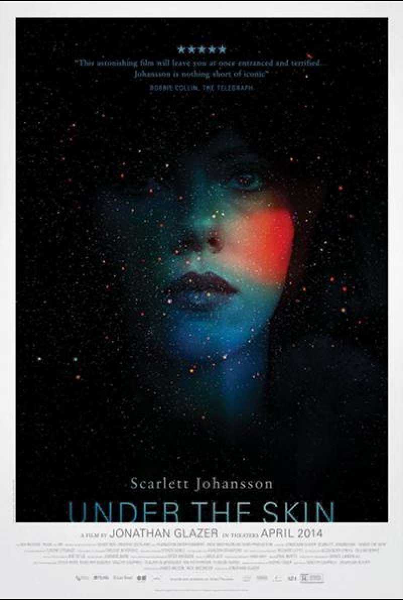 Under the Skin - Filmplakat (US)