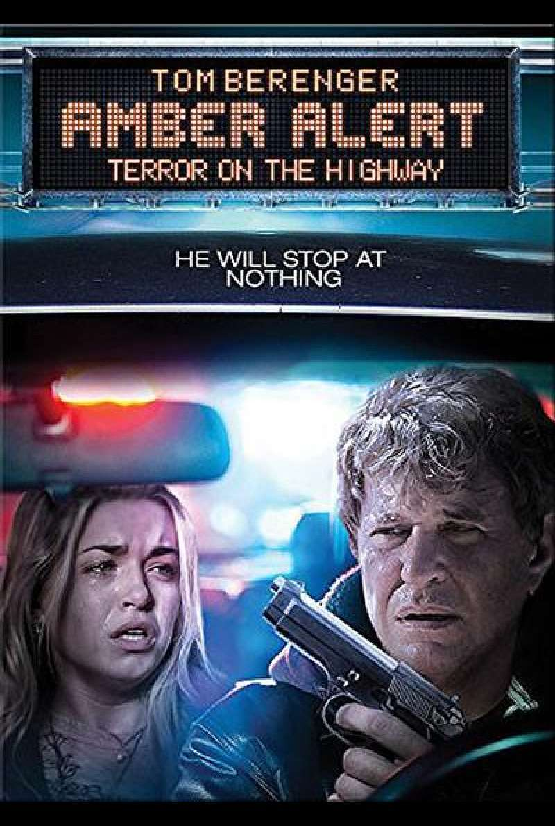 Amber Alert: Terror On The Highway - Filmplakat (US)