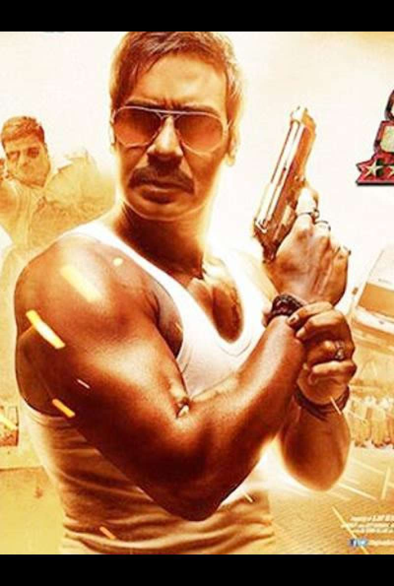 Singham Returns von Rohit Shetty - Teaser