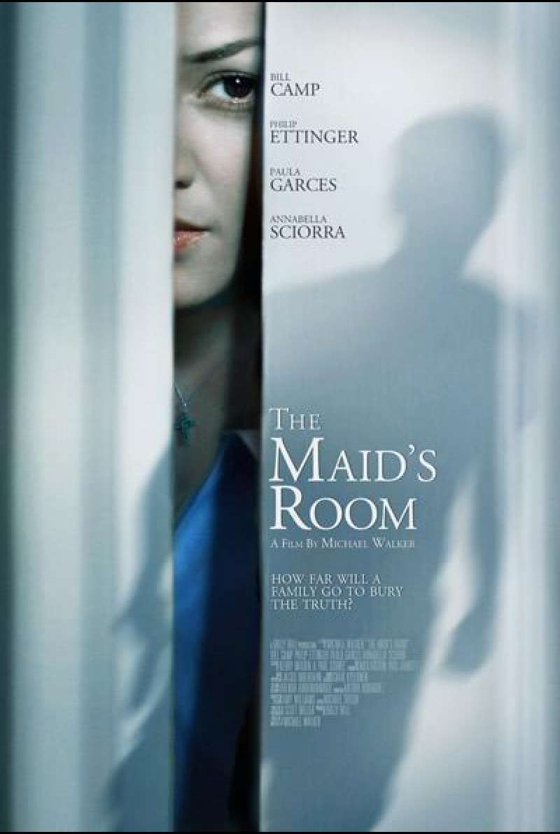 The Maid's Room - Filmplakat (US)