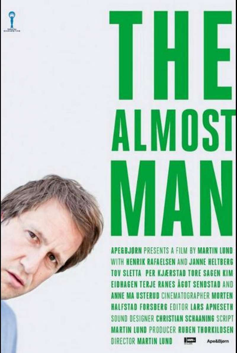 The Almost Man - Filmplakat (NO)