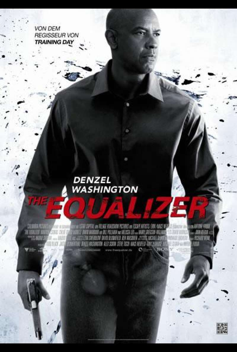 The Equalizer - Filmplakat