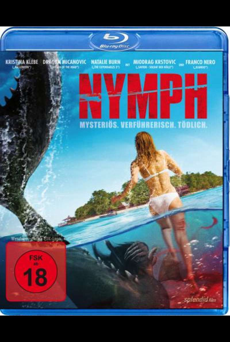Nymph von Milan Todorovic - Blu-ray Cover