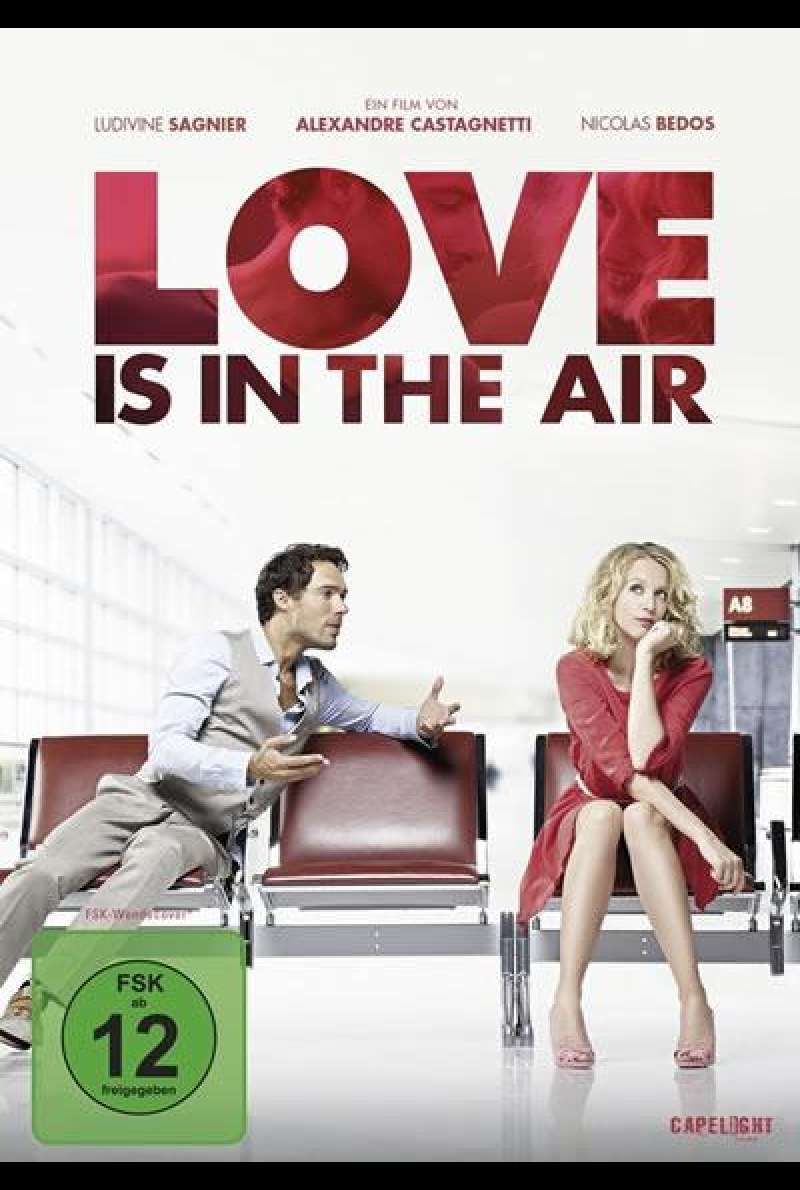 Love Is in the Air von Alexandre Castagnetti – DVD Cover