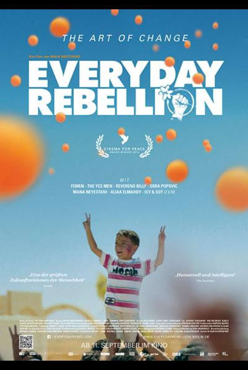 Everyday Rebellion - Filmplakat