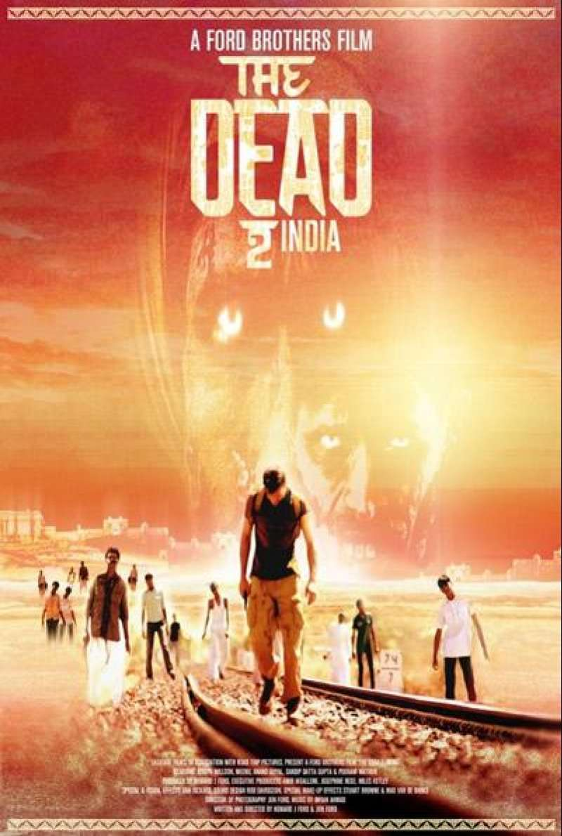 The Dead 2: India - Filmplakat (US)