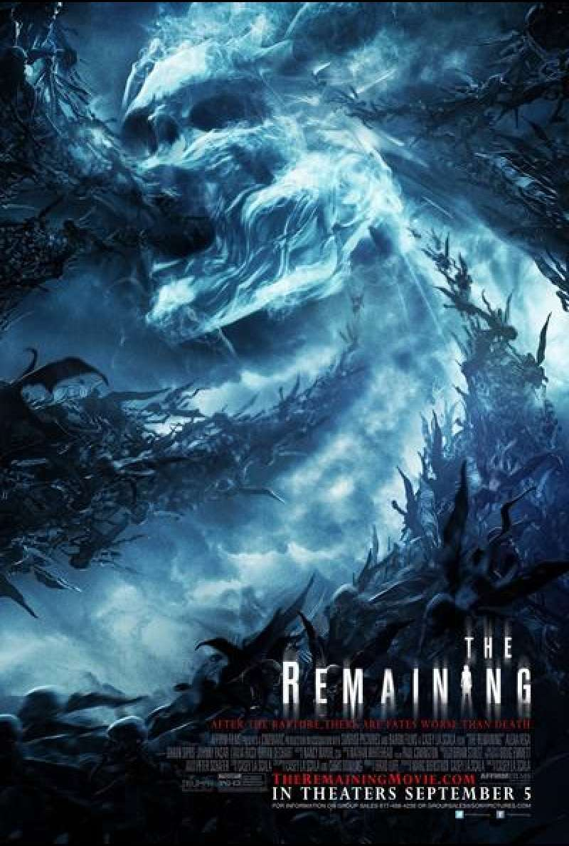 The Remaining von Casey La Scala – Filmplakat (US)