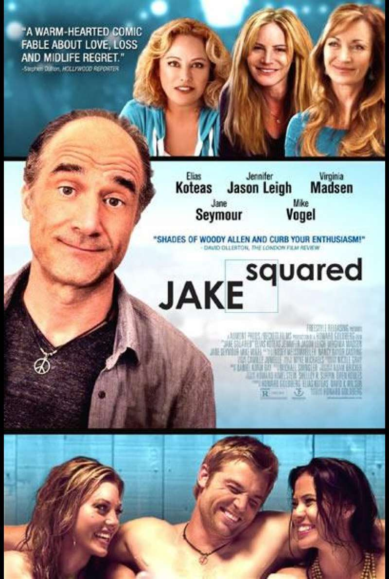 Jake Squared von Howard Goldberg – Filmplakat (US)