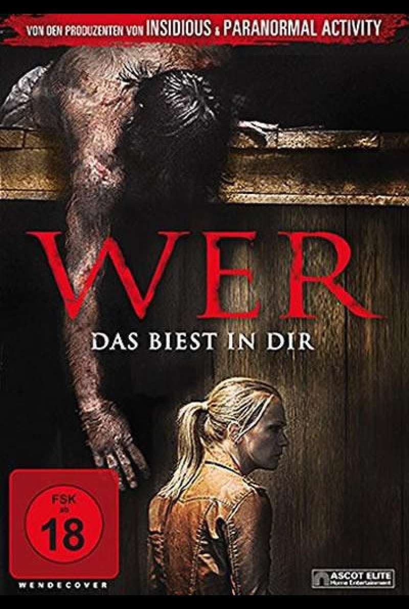 Wer von William Brent Bell – DVD Cover