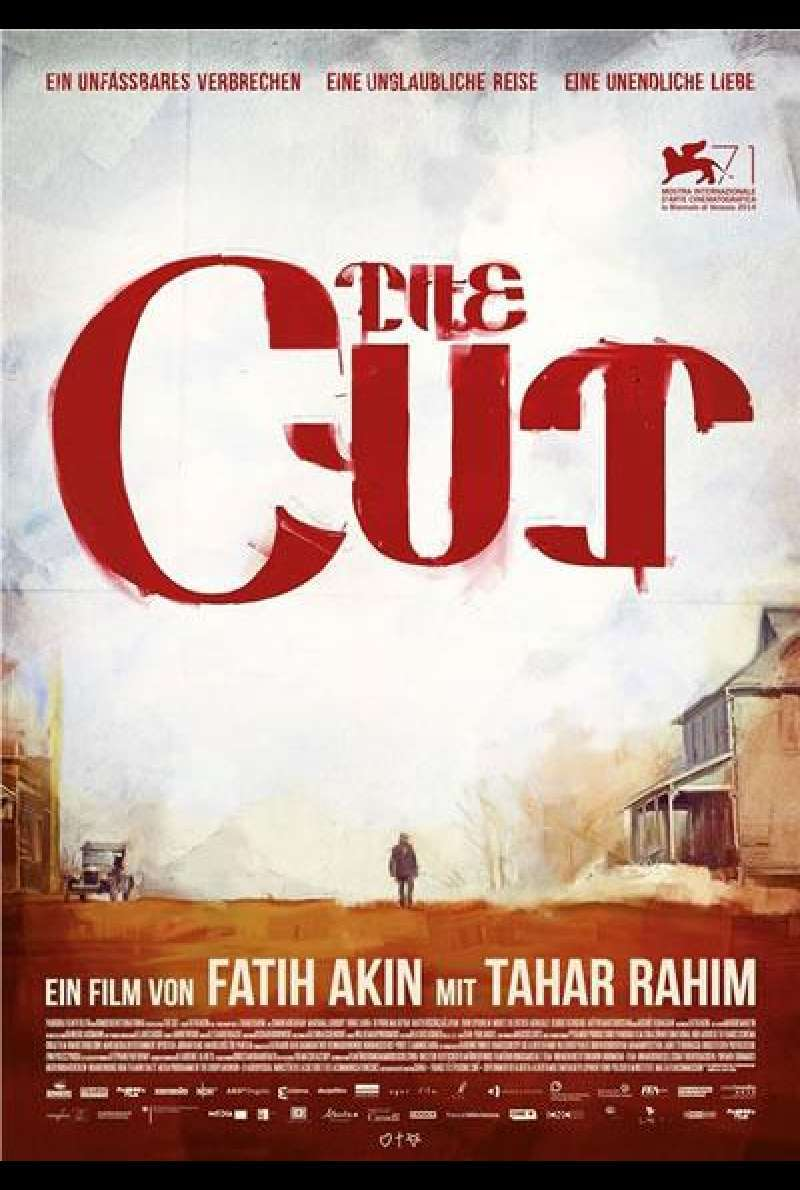 The Cut - Filmplakat