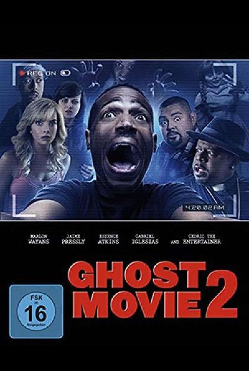 Ghost Movie 2 - DVD-Cover