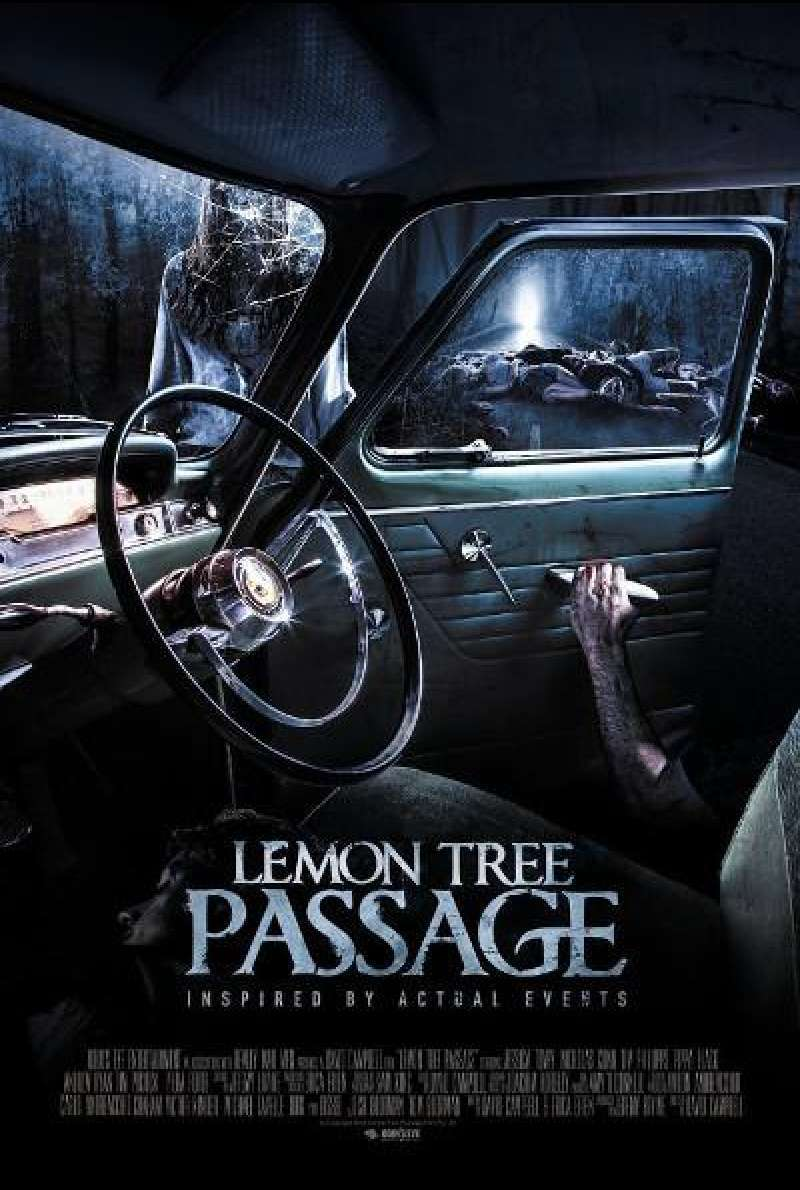 Lemon Tree Passage von David Campbell - Filmplakat (US)