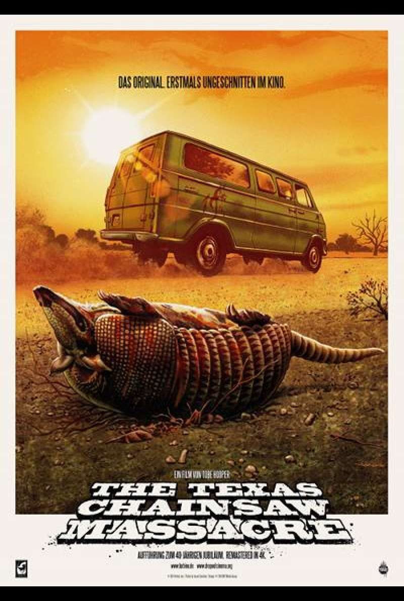 The Texas Chainsaw - Filmplakat